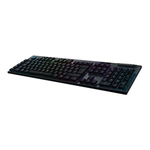 Logitech G915 LIGHTSPEED Wireless RGB Mechanical Gaming Keyboard - GL Clicky - keyboard