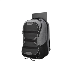 "Targus Work + Play Fitness - Notebook carrying backpack - 15.6"" - grey, black"