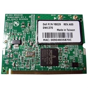 802.11g PCMCIA Wireless Wifi Card for Dell Latitude Laptop