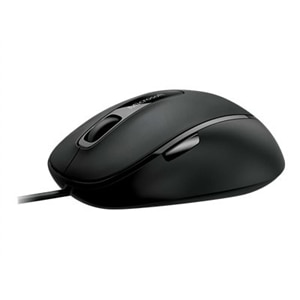 Microsoft Comfort Mouse 4500 for Business - mouse - USB - black, anthracite
