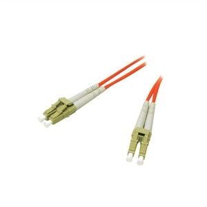 30 Meter OM1 LC-SC 62.5//125 Multimode Duplex Fiber Cable