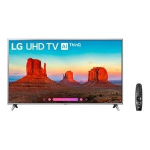 LG 75 inch 4K HDR Smart LED UHD TV - LG75UK6570 with LG AN