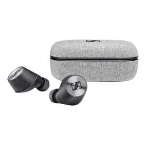 Sennheiser MOMENTUM True Wireless - True wireless earphones with mic - in-ear - Bluetooth - active noise canceling