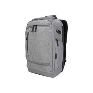 Targus CityLite Pro Premium Convertible - Laptop carrying backpack - 15.6-inch - gray