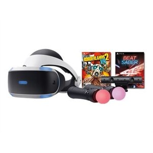 c198a5de2e7 DISCOVER MORE. CURRENTLY VIEWING. Sony CUH-ZVR2 UU 5.7 Inch virtual reality  headset ...