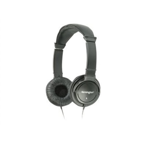 Kensington Hi-Fi Headphones - Headphones - on-ear - wired - 3.5 mm jack