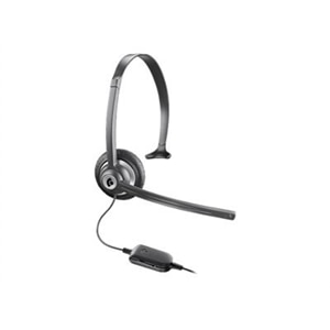 Plantronics M 214C - Headset - on-ear - wired - 2.5 mm jack