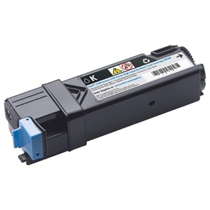 SuppliesMAX Compatible Replacement for Dell 2150CDN//2150CN//2155CDN//2155CN Black Toner Cartridge 593-11040/_2PK 2//PK-3000 Page Yield