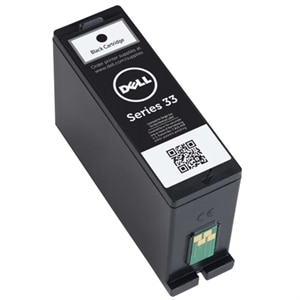 Dell Series 33 Single Use Extra-High Capacity Ink Cartridge