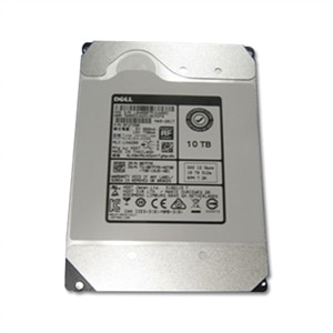 Dell 10TB 7 2K RPM NLSAS 12Gbps 512e 3 5in Hot-plug Hard