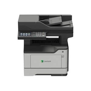 Lexmark MX521ade Monochrome Duplex Laser Printer - Multifunction