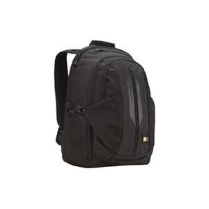Case Logic 17.3-inch Laptop Backpack - Laptop carrying backpack - 17.3-inch - black