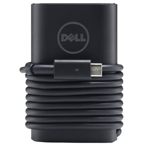 Dell 130-Watt Type-C 3-Prong AC Adapter with 3.2 ft Power Cord