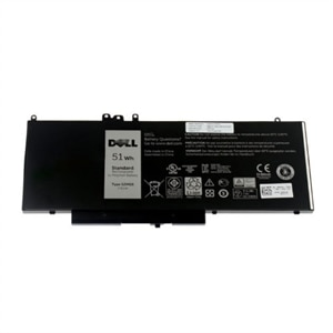 Dell 51 WHr 4-Cell Primary Lithium-Ion Battery, Customer Install