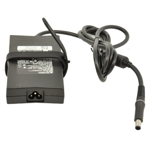 Dell 3-prong AC Adapter - Power adapter - 130-watt - for Precision Mobile Workstation 5520; XPS 13 9370, 15 9560