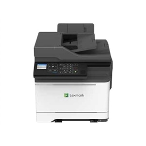 Lexmark CX421adn Color Duplex Network Laser Printer - Multifunction