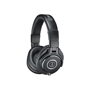Audio-Technica ATH M40X - M Series - headphones - full size - wired - 3.5 mm jack