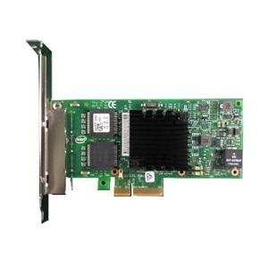 Intel Ethernet I350 Quad Port 1 Gigabit Server Adapter PCIe Network