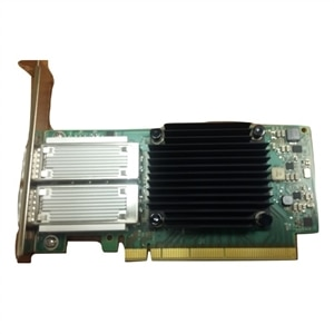 Mellanox ConnectX-4 Dual Port 40/100GbE, QSFP28, PCIe Adapter, Full