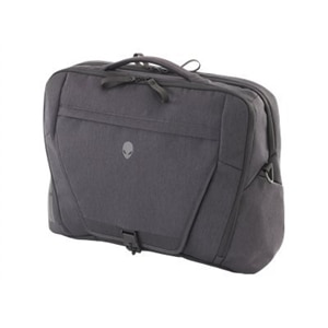 Alienware Area-51m Gear - Laptop carrying case - 17.3-inch - black, dark gray