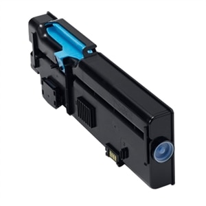 Inksters Compatible Toner Cartidge Replacement for Dell C2660DN C2655DNF 593-BBBT 4,000 Pages V1620 High Yield Cyan