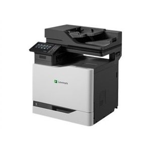 Lexmark CX820dtfe Color Laser Printer - Multifunction