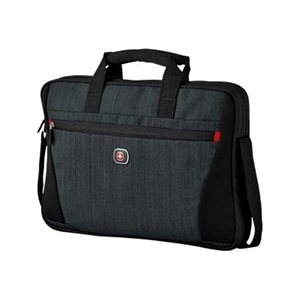 Wenger Structure 16 Laptop Slimcase - Laptop carrying case - 16-inch - blue heather