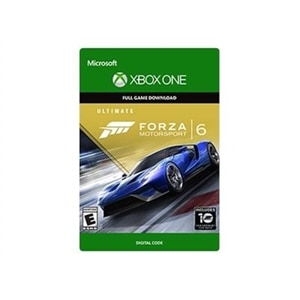 Forza Motorsport 6 Ultimate Edition - Xbox One Digital Code