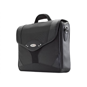 Mobile Edge Select Nylon 14.1-inch to 15.4-inch Laptop Briefcase - Laptop carrying case - 14.1-inch / 15.4-inch - bla...