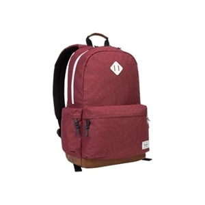 Targus Strata - Laptop carrying backpack - 15.6-inch - burgundy