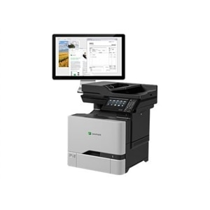 Lexmark CX725de Color Laser Printer - Multifunction