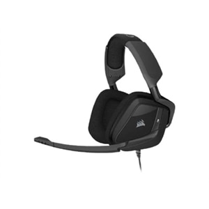 Corsair Gaming VOID PRO Surround - Headset - full size - wired - USB, 3.5 mm jack - carbon