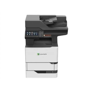 Lexmark MX722ade Monochrome Duplex Laser Printer - Multifunction