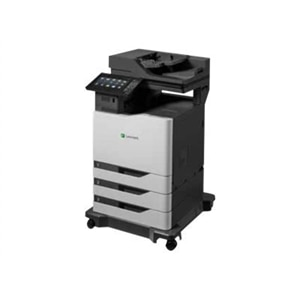 Lexmark CX825dtfe Color Laser Printer - Multifunction