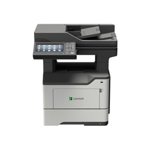 Lexmark MX622ade Monochrome Duplex Laser Printer - Multifunction