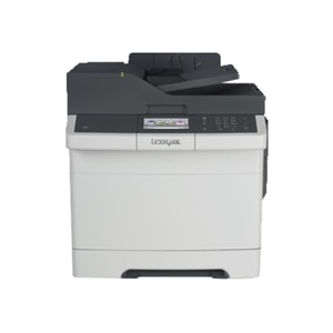 Lexmark CX410de Color Laser Printer - Multifunction