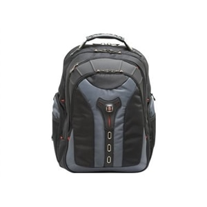 "Wenger Pegasus 17"" Laptop Backpack - Black/Blue"