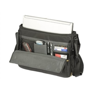 Meridian II Messenger Case - Fits Laptops of Screen Sizes Up to 15.6-inch