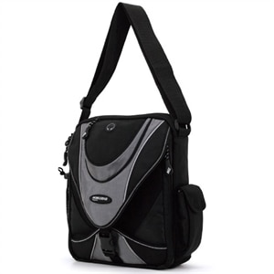 Mobile Edge Mini Messenger 9-inch to 13.3-inch screens and Tablet Compartment Laptop carrying case