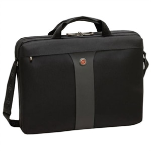 Swiss Gear LEGACY Checkpoint Friendly Slimcase - Fits Laptops of Screen Sizes Up to 17-inch