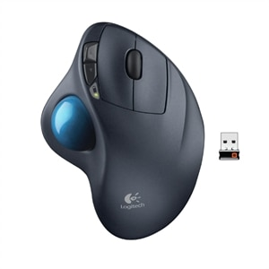 Logitech M570 Wireless Trackball, Computer Wireless Mouse