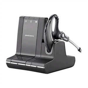 Poly Savi W730-M - 700 Series - headset - over-the-ear mount - DECT 6.0 - wireless