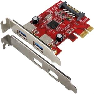 2 Port USB 3 0 PCIe SFF Internal Card | Dell USA