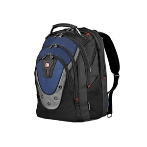 Wenger IBEX Backpack - Fits Laptops with Screen Sizes Up to 17-inch