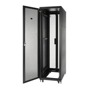 APC NetShelter SV - Rack - cabinet - black - 42U - 19-inch