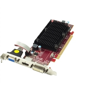 VisionTek  Radeon 6350 1GB DDR3 (DVI-I, HDMI, VGA) Graphics Card - 900479