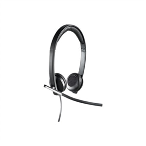 Logitech H650e Wired USB Headset - Stereo