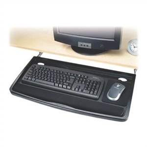 Kensington Underdesk Comfort - Keyboard drawer - black