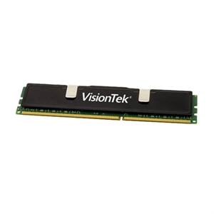 4GB DDR3 1333 MHz  (PC3-10600) CL9 DIMM Low Profile Heat Spreader - Desktop