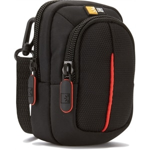 Case Logic Compact Camera Case with storage DCB-302 - Case for camera - polyester - black